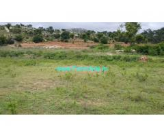 4 Acres Agriculture Land For Sale 60km from Bangalore