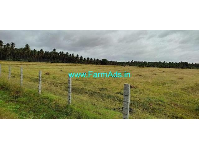 13 Acers Farm Land For Sale In Hiriyur