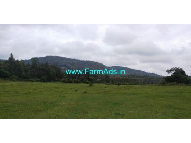 1 Acres 25 Gunta Agriculture Land For Sale In Mudigere