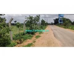 8 acres of Farm Land for Sale near Burgula village