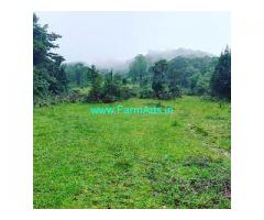 6 acre land for sale in Mudigere