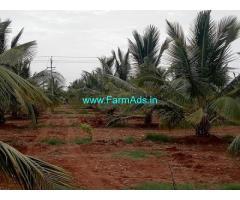 6 acre 20 gunta farm land for sale near Hiriyur