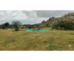 20 Acre Agriculture Land For Sale In Bagepalli