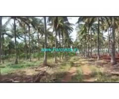 18 Acres Farm land For Sale In Gundlupet