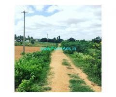 9 acres 20 guntas farm land for sale in Doddballapur