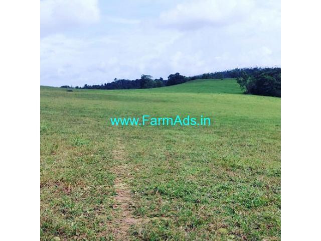 12 acre land for sale in Sakleshpur