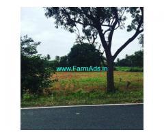 1 Acres 1 Gunta Agriculture Land For Sale In Doddabalapura