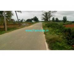 1 Acres Agriculture Land For Sale In Nandhi hills