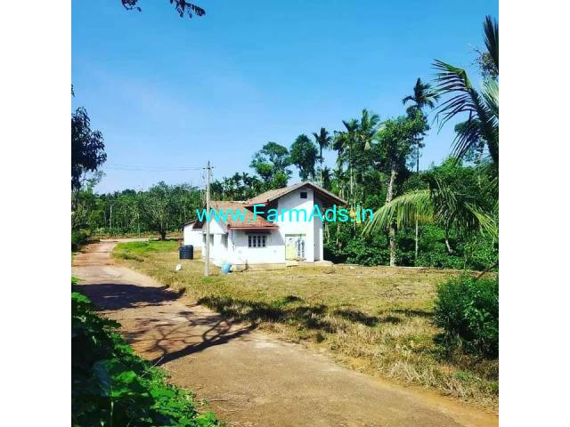 1 Acre Coffee Estate And House For Sale In Chikmagalur