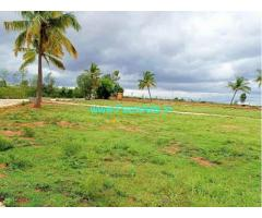 2.5 Guntas Farm Land For Sale In Dodaballapura
