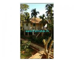 23 Acre well developed coffee estate for sale near Mudigere