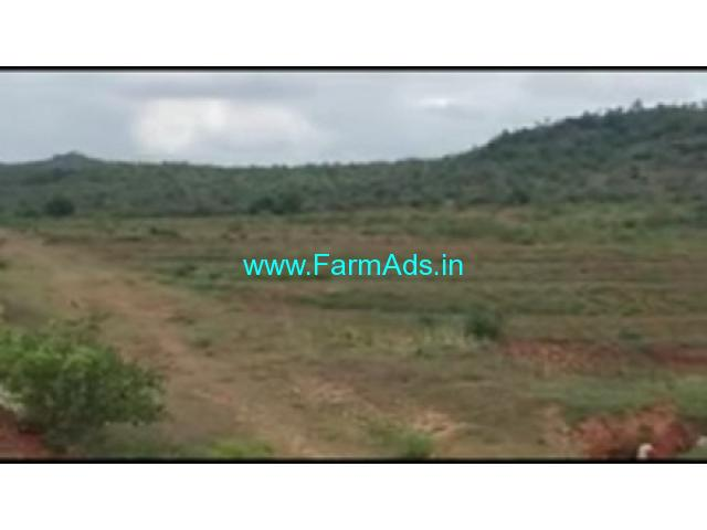 24 Acres 48 Cents Farm Land For Sale In Kollegal near MM hills