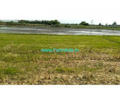 5 Acres Agriculture Land in Thanjavur via Needamangalam route