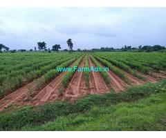 9 acres agriculture Red soil land for Sale 25km from Makthal