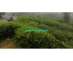 25 cents  Land for sale in Ooty