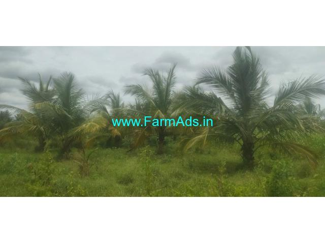 2 acre 8 Guntas Agriculture Land for Sale near Yediyur