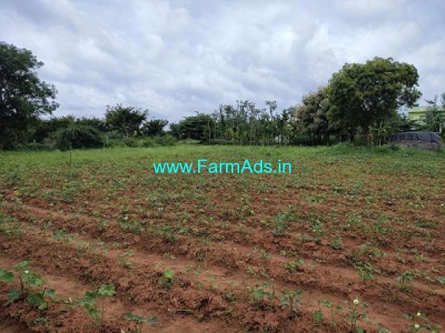 Agricultural land 1.04 Acres for Sale in Hesaraghatta village