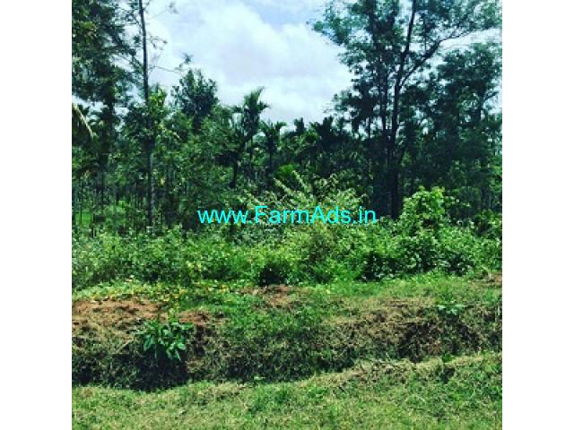 5.5 acre Farm land for sale in Sakleshpur