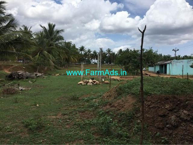 Total land 5.5 acres Agriculture land for sale near Kempanur