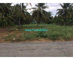 1 acre 80 cents for Sale near Noyyal river, Coimbatore