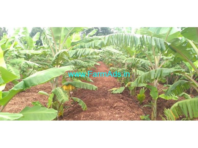 6.30 Acres Organic Farm For Sale near Kortagere
