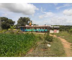 3.5 Acres Garden land for sale at Dodda Saggere