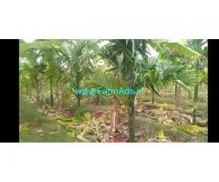 4 acre 10 gunta agriculture land for Sale near Goravanahalli