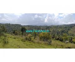1.50 acre Farm land for sale at Attappadi