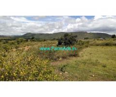 3 acres Farm land for Sale at Belur