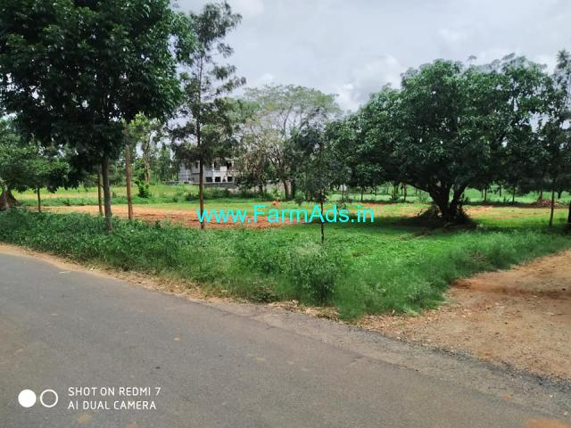 7.5 Acre Farm House for Sale 4 kms from Bidadi