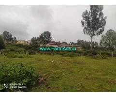 16 cents farm land for Sale in Ooty