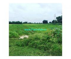 2 acres 17 guntas farm land for sale in Gowribidanuru