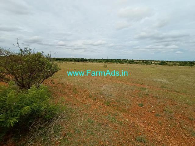 1500 Acres Farm Land for Sale at Pavagada taluk