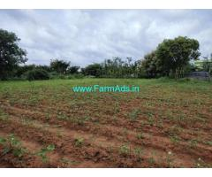 1.04 Acres Agricultural land available in Hesaraghatta village
