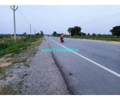 3 acres commercial land available near Hyderabad