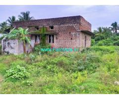4.35 Acres Land with Farm House Next to Thiruvallur