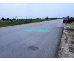 3 acres Farm Land 150km from Hyderabad,Raichur highway