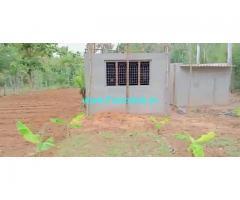 One and half acre Ready farm house for Sale Near Malavalli