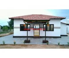 Farm House Villa Plots near Dream Valley Resorts for sale  - Hyderabad