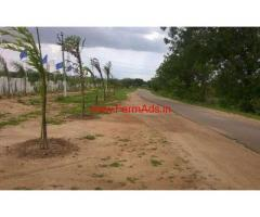 Farm House Plots for sale in a gated Project near Gachebowli
