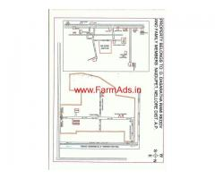 Farm House for sale at Raghava Reddy Palem - , Ozili - Nellore