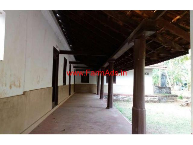 Farm House With 1 Acre Land For Sale In Pinarayi