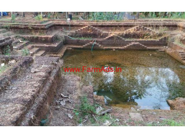 Farm house with 1 acre farm land for sale in pinarayi for Land for sale in kerala