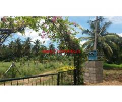 15 gunta farm house land for sale at Chinayaknahalli - Srirangapatna