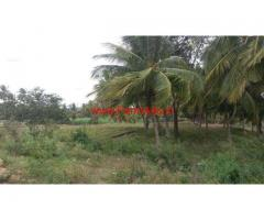 4 Acres farm land for sale 14 kms from Hunsur town