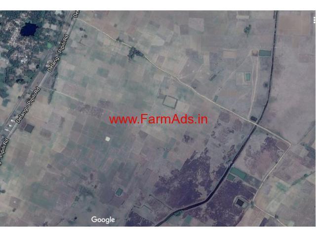 40 Acres Farm Land for sale Near Bhubaneswar