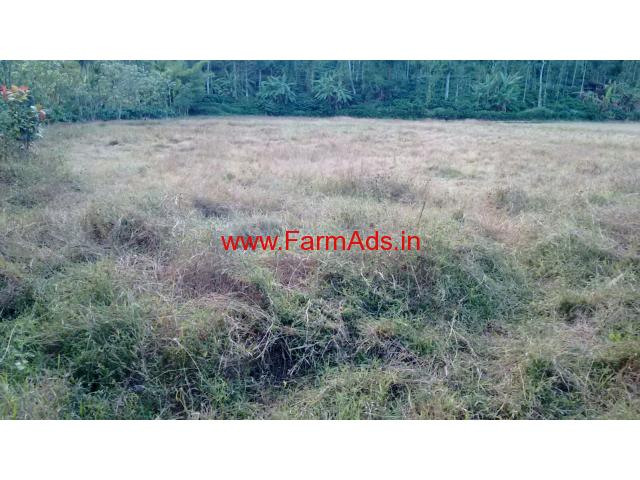1.5 acre land and farm house for sale sakleshpura -mudigere road