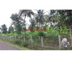 1 Acre Farm land with House for sale in Dudgere - Hosahalli - Mysore