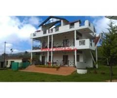 6.5 Cents Farm House Cottage for sale in Kotagiri - Ooty