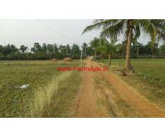 Agriculture Land with Guest house for sale in Visakapatnam
